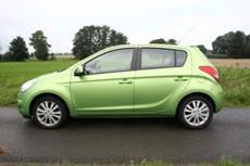 Fahrbericht Hyundai i20 1.4 CRDi Style: Kompliment an die Rüsselsheimer