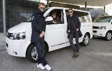 Zum Artikel A-ha tourt im Volkswagen Multivan