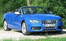 Zum Artikel Fahrbericht Audi S5 Cabriolet: Sinnliche Sportlichkeit
