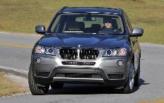 Zum Artikel Pressepräsentation BMW X3: Wer braucht jetzt noch den X5?