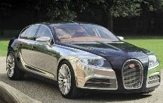 Zum Artikel Bugatti präsentiert den 16 C Galibier