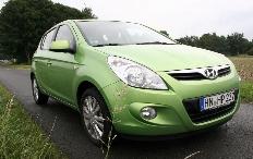 Zum Artikel Fahrbericht Hyundai i20 1.4 CRDi Style: Kompliment an die Rüsselsheimer