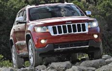 Zum Artikel Jeep stellt Grand Cherokee und neue Motoren vor