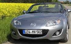 Zum Artikel Fahrbericht Mazda MX-5 Roadster Coupé: Freizeitvergnügen