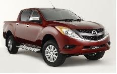Zum Artikel Mazdas neuer Pickup BT 50: Das kultivierte Biest