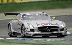 Zum Artikel Mercedes-Benz veranstaltet Kunden-Testfahrten mit dem SLS AMG GT3