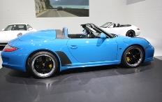 Zum Artikel Porsche 911 als GTS und als Speedster