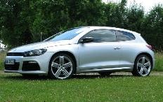 Zum Artikel Fahrbericht Volkswagen Scirocco R: Run, Rudolph, Run!