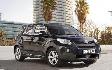 Zum Artikel Toyota spendiert dem Urban Cruiser eine erste Überarbeitung