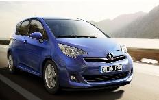 Zum Artikel Toyota Verso-S kommt im März 2011