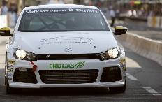 Zum Artikel Volkswagen bringt Bio-Erdgas-Power zum Race of Champions
