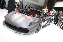 Lamborghini drückt Gewicht unter 1000 Kilogramm