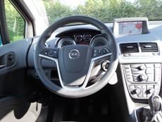 Fahrbericht Opel Meriva 1.4 Ecotec Turbo Innovation: Zweckmäßig und munter