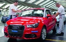 Zum Artikel Im Audi-Werk Brüssel lief das siebenmillionste Auto vom Band