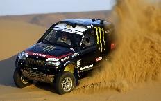 Zum Artikel Dakar 2011: BMW X-raid startet mit sieben Fahrzeugen und neuem Sponsor