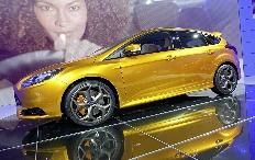 Zum Artikel Ford entwickelt Tourenwagen auf Focus-Basis