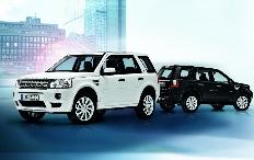 """Zum Artikel Land Rover Freelander als Sondermodell """"Style"""" und """"Elegance"""""""