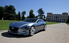 Zum Artikel Los Angeles 2010: Mazda zeigt als Weltpremiere den Shinari