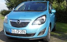 Zum Artikel Fahrbericht Opel Meriva 1.4 Ecotec Turbo Innovation: Zweckmäßig und munter