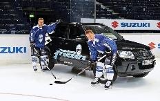 Zum Artikel Suzuki ist Partner der Hamburg Freezers