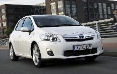 Zum Artikel Jahresproduktion des Toyota Auris Hybrid ist ausverkauft