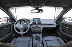 BMW 1er M Coupé: Schneller durch den Alltag