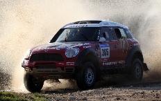 Zum Artikel Mini All4 Racing per Luftfracht auf dem Weg zur Dakar