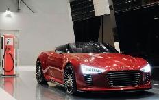 Zum Artikel Audi-Vision auf der Design Miami: E-Tankstelle als Wohlfühl-Oase