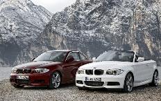 Zum Artikel BMW frischt 1er Coupé und Cabrio auf