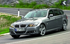 Zum Artikel BMW 320d Touring kommt als Efficient Dynamics Edition