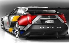 Zum Artikel Cadillac kehrt mit Rennversion des CTS-V in den Motorsport zurück