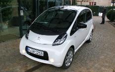 Zum Artikel Erste offizielle Zulassung eines Citroën C-Zero