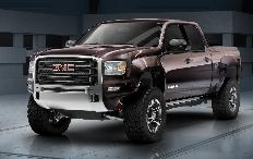 Zum Artikel Detroit 2011: GMC mit Studie für geländegängigen Heavy Duty-Truck