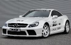 Zum Artikel Mercedes-Benz AMG SL von MKB über 350 km/h schnell