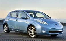 Zum Artikel Nissan verbindet Leaf mit Smartphone und PC
