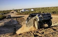 Zum Artikel Offroad-Challenge 2010: Peter Beyerlein siegte im Mercedes-Benz G-Klasse