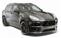 Zum Artikel Hamann gibt dem neuen Porsche Cayenne mehr Präsenz