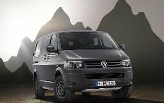 Zum Artikel Volkswagen T5 Rockton für schwieriges Gelände