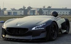 Zum Artikel Peugeot EX1 stellt weitere Rekorde auf