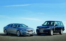 """Zum Artikel 25.01.2011: Jaguar XJ und Range Rover Shuttle-Fahrzeuge der """"boot Düsseldorf"""""""