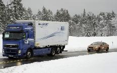 Zum Artikel 28.01.2011: Volvo testet automatisierte Kolonnenfahrten