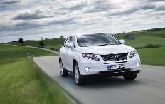Zum Artikel 03.02.2011: Fahrbericht Lexus RX 450h: Viel Spar- und Spaßpotential