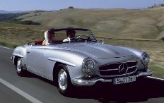 Zum Artikel 24.01.2011: Mercedes-Benz Roadster wird 55 Jahre