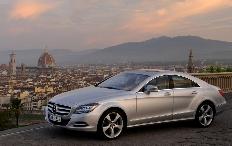 Zum Artikel 31.01.2011: Mercedes-Benz CLS erhält Umweltzertifikat
