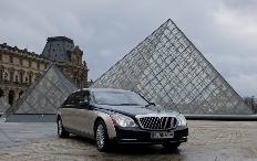 Zum Artikel 31.01.2011: Maybach unterstützt den Louvre in Paris