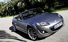 Zum Artikel Mazda optimiert Ausstattung des MX-5
