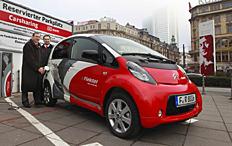 Zum Artikel 17.01.2011: Citroën übergibt erstes Elektrofahrzeug an Deutsche Bahn