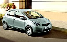 Zum Artikel Toyota bietet zwei neue Yaris-Sondermodelle