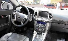 Pressepräsentation Chevrolet Captiva: Neue Motoren und höherwertigerer Auftritt