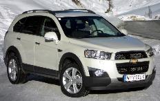Zum Artikel 07.02.2011: Pressepräsentation Chevrolet Captiva: Neue Motoren und höherwertigerer Auftritt